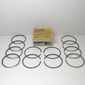 SERIES SEGMENTS PISTON RINGS CHICKEN. 0.4 FIAT 127 - A DS GOETZE FOR 08-215206-10