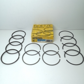 SERIES SEGMENTS PISTON rings STD RENAULT R18 - R20 DS GOETZE FOR 7701461320