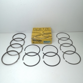 SERIES SEGMENTS PISTON RINGS STD OPEL REKORD-D - 2100 D GOETZE SP5447STD