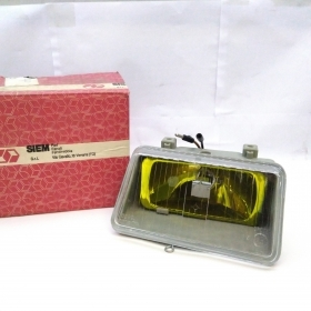 FOG LIGHT FRONT LEFT LANCIA DELTA SIEM TO 82439507