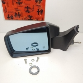 REARVIEW MIRROR LEFT ADJUSTABLE FOR ALFA ROMEO 75 ORIGINAL 60527846