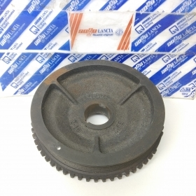 BELT PULLEY CRANKSHAFT FIAT BRAVO/A MULTIPLA - LANCIA DEDRA ORIGINAL 46400042
