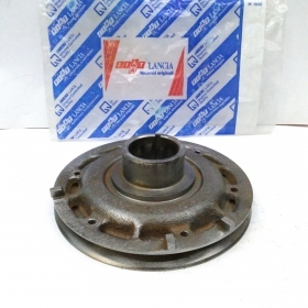BELT PULLEY CRANKSHAFT FIAT 126 - 500 F/L/R ORIGINAL 46577369