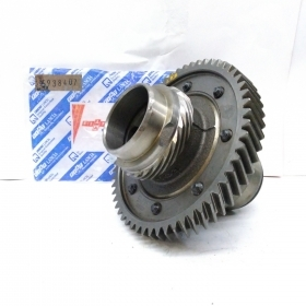 DIFFERENTIAL GEAR COMPLETE RAP. 56/15 FIAT PANDA - ONE OF THE ORIGINAL 5938407