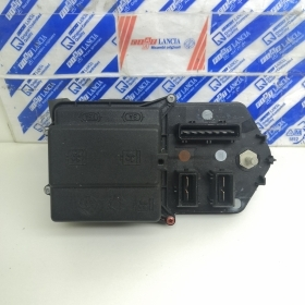 THE ELECTRONIC CONTROL UNIT AIR CONDITIONING FIAT TEMPRA ORIGINAL 46415917