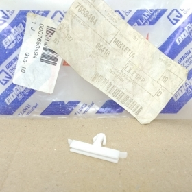 CLIP FRONT BUMPER REAR FIAT UNO TURBO ORIGINAL 7653494