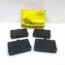 BRAKE PADS KIT FRONT TOYOTA COROLLA - MITSUBISCHI COLT TEXTAR FOR MB044689