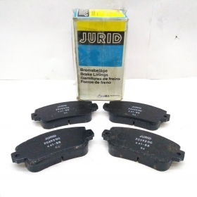 KIT FRONT BRAKE PADS LANCIA BETA - TREVI JURID FOR 82315602