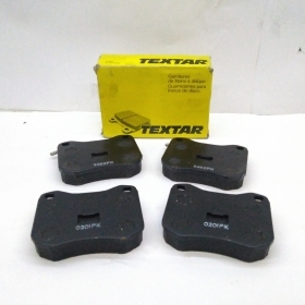 KIT FRONT BRAKE PADS PEUGEOT 504 - 505 - 604 TEXTAR FOR 424516