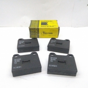 BRAKE PADS KIT FRONT VW PASSAT - POLO - GOLF TEXTAR FOR 171698151E