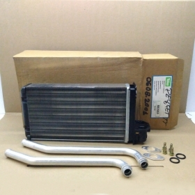 THE RADIATOR FOR HEATING THE PASSENGER COMPARTMENT CITROEN PEUGEOT-205 - 309 VALEO FOR 6448G2
