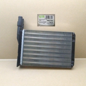 The RADIATOR for HEATING the passenger COMPARTMENT for RENAULT R9 - R11 VALEO FOR 7701027040