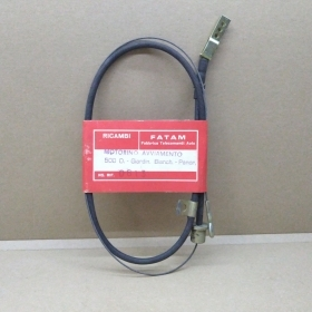 CABLE STARTER FIAT 500D - GIARDINIERA - BIANCHINA FATAM FOR 4124929