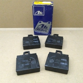 KIT BRAKE PADS AND REAR BRAKE ALFA ROMEO ALFASUD ATE 60750567