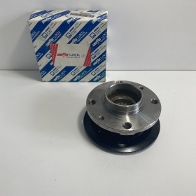 HUB SPINDLE REAR WITH ANTISKID