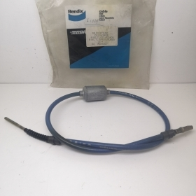 CLUTCH CABLE ROPE RENAULT 18 - FUEGO BENDIX RB319327 FOR 7701349128