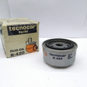 TECNOCAR 1.4 TURBO OIL FILTER