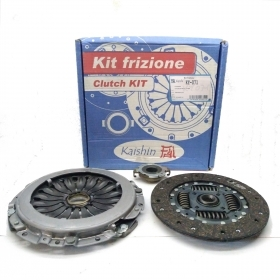 COMPLETE CLUTCH KIT HYUNDAI COUPE '- SANTA FE' - TRAJET KAISHIN FOR 4110039000