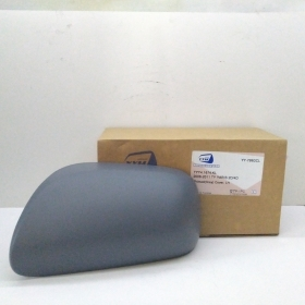 LEFT REARVIEW MIRROR COVER PAINTABLE TOYOTA YARIS FROM '06 TO '11