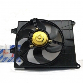 FIAT UNO TD ENGINE COOLING FAN ORIGINAL 7626297