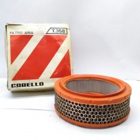 AIR FILTER FIAT 850 - COUPE '- SPIDER CARELLO T358