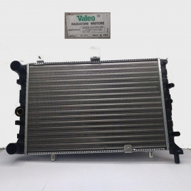 ENGINE COOLING RADIATOR LANCIA DELTA - PRISMA VALEO FOR 82416371