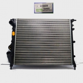 ENGINE COOLING RADIATOR RENAULT R21 - CLIO VALEO FOR 7700784038