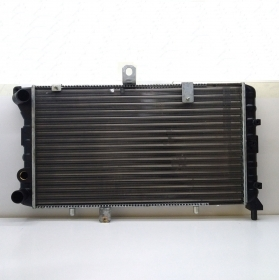ENGINE COOLING RADIATOR LANCIA DELTA - PRISMA VALEO FOR 82407560