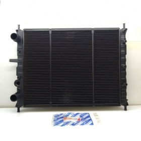 FIAT BRAVO ENGINE COOLING RADIATOR - BRAVA 1.9 DS ORIGINAL 7767815