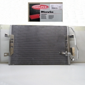 ENGINE COOLING RADIATOR MERCEDES A CLASS W168 DELPHI FOR A1685000854
