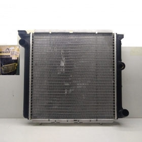 ENGINE COOLING RADIATOR RENAULT R9 - R11 1.6D ORIGINAL 7700759196