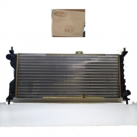 OPEL CORSA ENGINE COOLING RADIATOR - COMBO MARELLI FOR 90410049