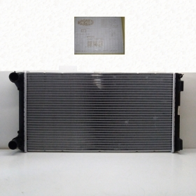 FIAT IDEA ENGINE COOLING RADIATOR - LANCIA MUSA MARELLI FOR 51708727