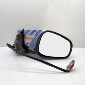 REAR VIEW MIRROR WITH RIGHT PRIMER ALFA 159 ORIGINAL CANC. 156080860