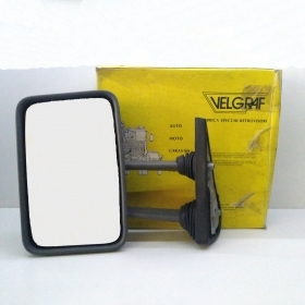 LEFT REAR VIEW MIRROR IVECO DAILY II VELGRAF FOR 93936854