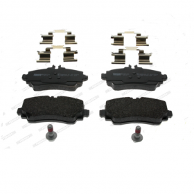FRONT BRAKE PADS SERIES KIT MERCEDES-BENZ A-CLASS FERODO FOR A1684201120