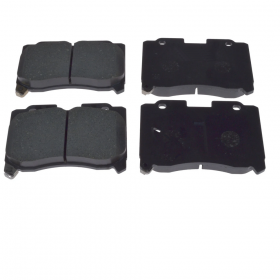 FRONT BRAKE PADS KIT TOYOTA CELICA - SUPRA AUXILIA FOR 0446514390