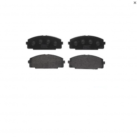 FRONT BRAKE PADS SERIES KIT TOYOTA DYNA - HIACE ROULUNDS FOR 0446525040