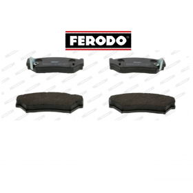 FRONT PADS SERIES KIT SUZUKI VITARA FERODO FDB1020 FOR 55200-65D21-000