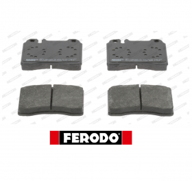 FRONT BRAKE PADS SERIES KIT MERCEDES-BENZ E-CLASS FERODO FDB1037