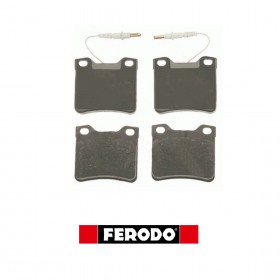 REAR BRAKE PADS SERIES KIT MERCEDES-BENZ V-CLASS FERODO FDB1044