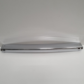FRONT CENTRAL BUMPER SIMCA 1100 CHROMED, WITH IMPERFECTIONS