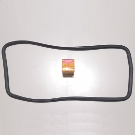 FRONT WINDSHIELD GASKET FIAT 128 C - PANORAMA PIRELLI 3112 FOR 4366074