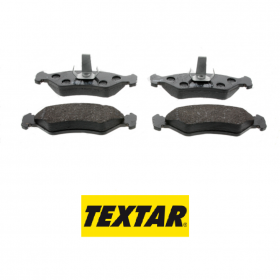 FORD FIESTA TEXTAR FRONT BRAKE PADS SERIES KIT 2310117505