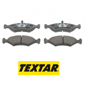 FRONT BRAKE PADS KIT FORD - MAZDA TEXTAR 2075318005