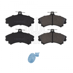 FRONT BRAKE PAD SERIES KIT MITSUBISHI BLUEPRINT ADC 44251