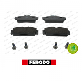 FRONT BRAKE PADS SERIES KIT NISSAN FERODO FDB1096
