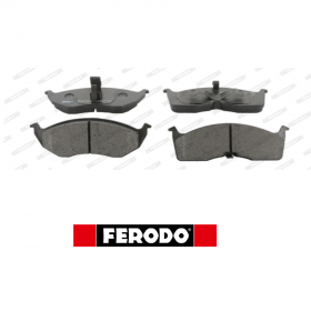 FRONT BRAKE PADS SERIES KIT CHRYSLER FERODO FDB1098
