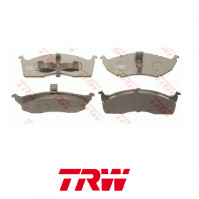 KIT FRONT BRAKE PADS KIT CHRYSLER TRW GDB1244