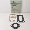 CARBURETOR GASKET KIT SOLEX FIAT 131 - 131 SPECIAL GM 10729